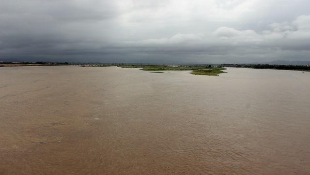 Tối nay, mực nước các sông sẽ tiếp tục tăng