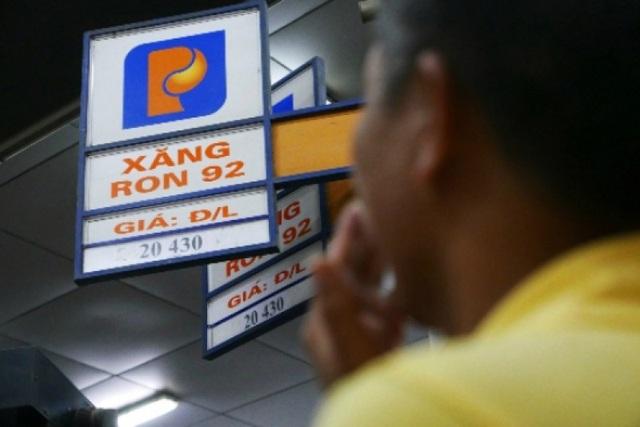 Chậm nhất đến ngày 25/12, Petrolimex sẽ ngừng bán xăng Ron 92