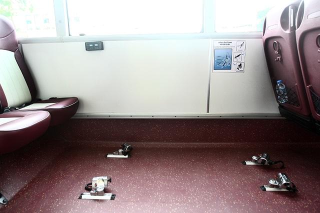 Các đai khóa xe lăn dành cho người khuyết tật