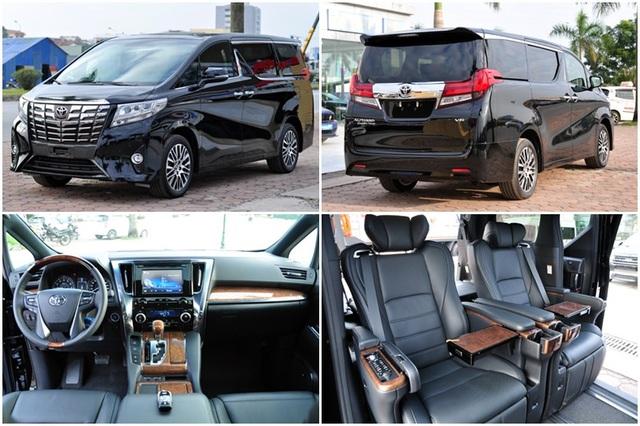 Được mệnh danh là chuyên cơ mặt đất, chính thức nhập khẩu và phân phối ở Việt Nam vào tháng 7/2017 mẫu xe đắt tiền của Toyota Alphard chỉ mới bán được 1 chiếc.