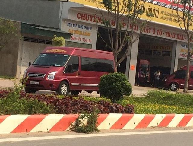 """Xe khách """"trá hình"""" hoạt động rầm rộ ở Thanh Hóa - 1"""