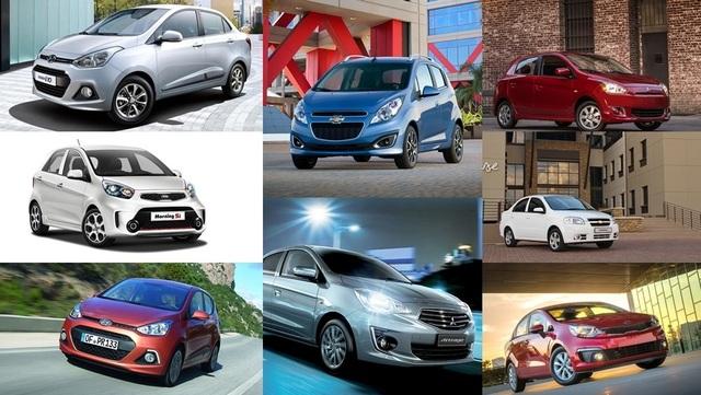 Thông tin bổ sung giá tính phí trước bạ đang gây xôn xao thị trường xe hơi.