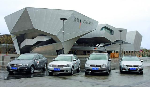 Tiguan trở thành át chủ bài của Volkswagen tại Trung Quốc - 1
