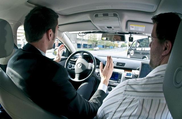 Đức dọn đường cho xe tự lái - 1