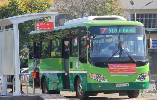 Lộ trình tuyến xe buýt 07