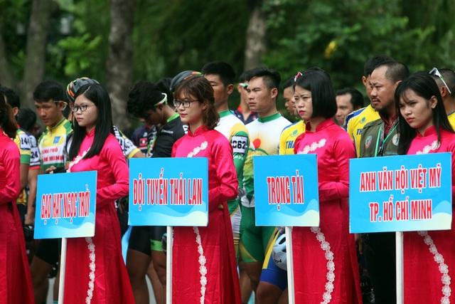 Cuộc đua thu hút sự tham gia của các đội đua đến từ các nước trong khu vực.