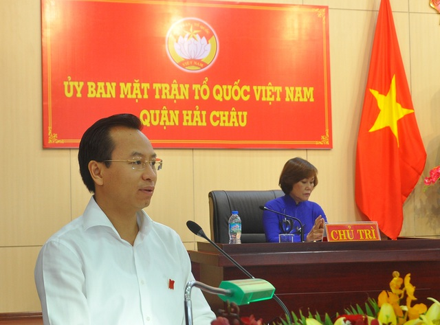 Ông Nguyễn Xuân Anh - Bí thư Thành ủy, Chủ tịch HĐNDTP Đà Nẵng: Thành phố không ưu ái bất cứ doanh nghiệp nào.
