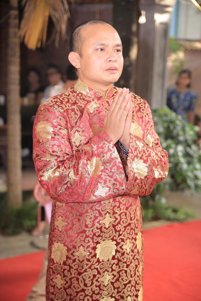 Diễn viên Xuân Nghĩa, em trai ruột của NSƯT Xuân Hinh.