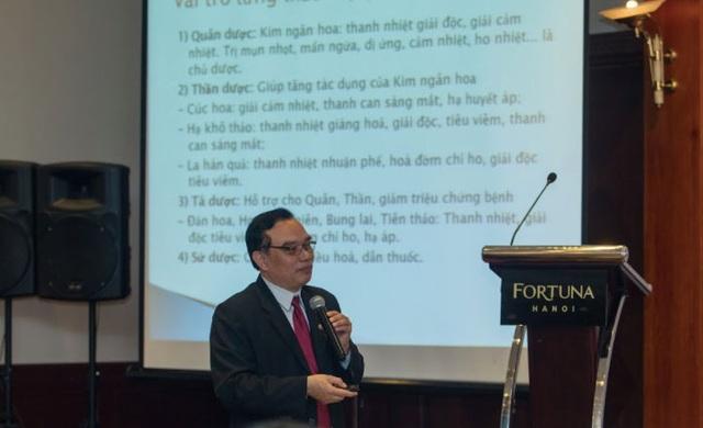 GS.TS Nguyễn Xuân Ninh