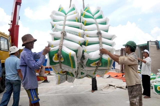 Trung Quốc lại ồ ạt nhập khẩu gạo nếp Việt Nam - 1