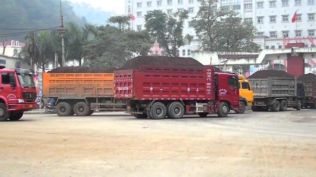 Quặng xuất khẩu sang Trung Quốc (ảnh minh hoạ)