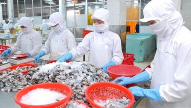 Nhật Bản thay thế Hoa Kỳ trở thành nước nhập khẩu tôm từ Việt Nam lớn nhất.