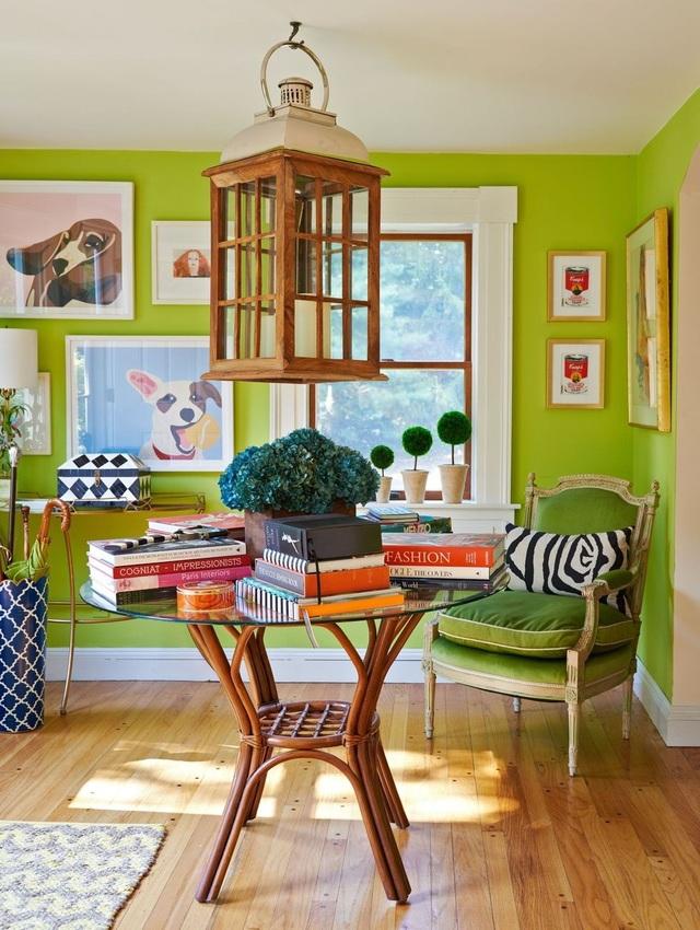 Những xu hướng thiết kế nội thất dẫn đầu năm 2017 - 1
