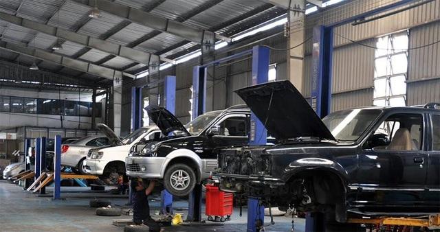 Chính sách mới về nhập khẩu ô tô đem lại thuận lợi nhất định cho các DN sản xuất, lắp ráp trong nước