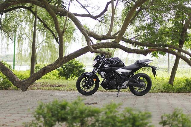 Yamaha MT-03: Có gì cho thị trường Việt Nam? - 3