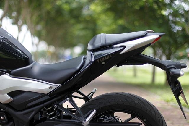 Yamaha MT-03: Có gì cho thị trường Việt Nam? - 11