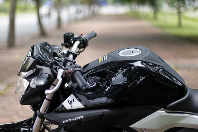 Yamaha MT-03: Có gì cho thị trường Việt Nam? - 10