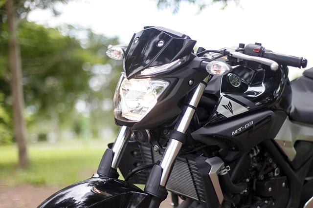 Yamaha MT-03: Có gì cho thị trường Việt Nam? - 8