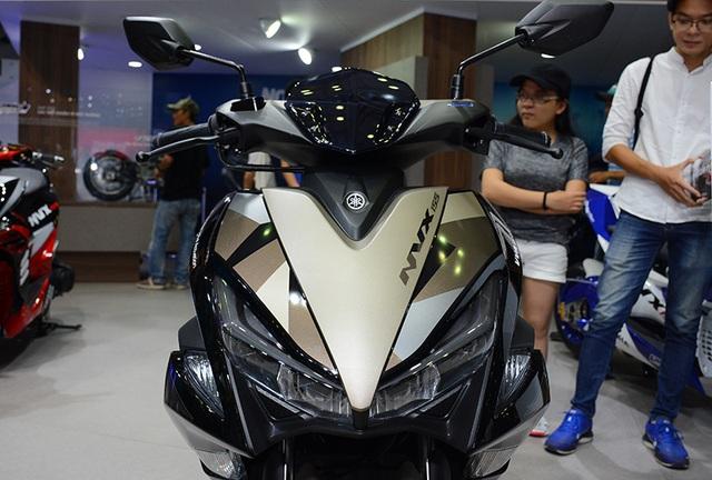 Yamaha NVX có bản nâng cấp giảm xóc sau - 4