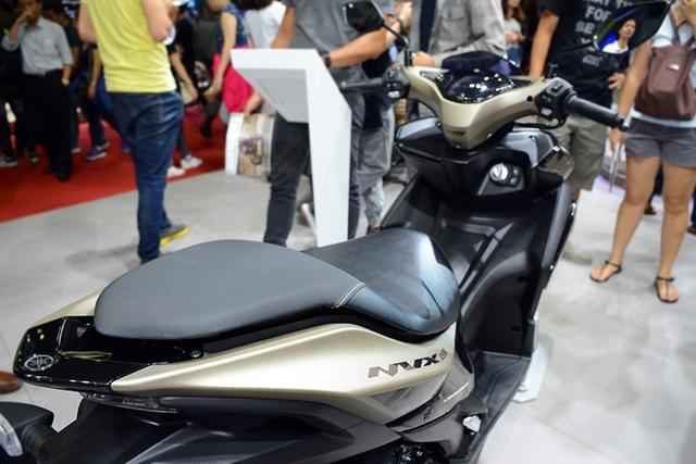 Yamaha NVX có bản nâng cấp giảm xóc sau - 6