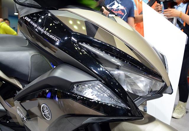 Yamaha NVX có bản nâng cấp giảm xóc sau - 7