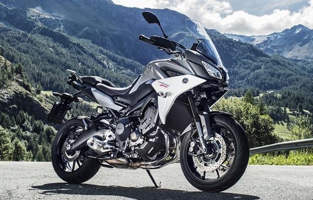 Yamaha Tracer 900 - Thêm sức nóng phân khúc Sport-Touring - 4