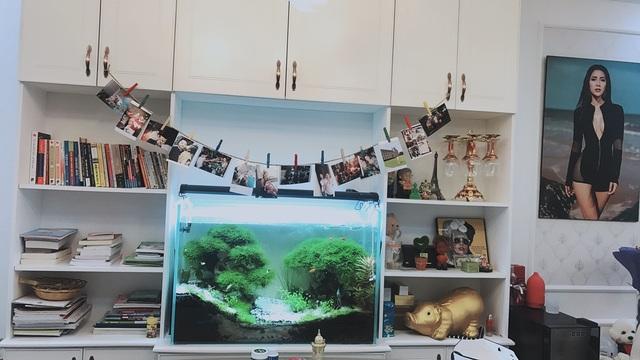 Yan My rửa rất nhiều ảnh vì nhớ nhà.