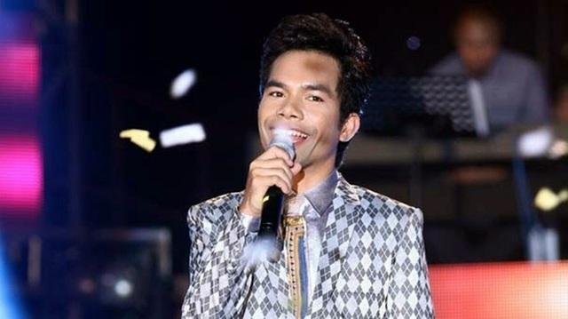Yasuy thời kỳ tham gia Vietnam Idol. Ảnh: VTV.