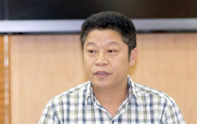Phó Chánh Thanh tra Bộ Nội vụ nói về thời điểm ông Phạm Sỹ Quý được bổ nhiệm làm Giám đốc Sở Tài nguyên và Môi trường tỉnh Yên Bái