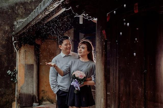 Đó là câu chuyện tình yêu của Trần Thị Bảo Châu (sinh năm 1991) và Nguyễn Hà Hào Hiệp (sinh năm 1983), cả hai đều đến từ Bình Dương.