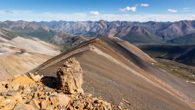 Khám phá vùng núi từng là mỏ vàng, nơi cất giữ bí mật hàng triệu năm - 2