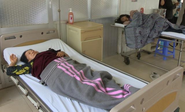 Du khách người Myanmar đang được điều trị tại Bệnh viện đa khoa Lâm Đồng