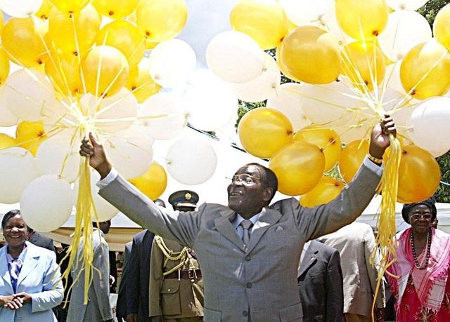 Hàng năm, đảng cầm quyền đều tổ chức những sự kiện ăn mừng lớn vào ngày sinh nhật của Tổng thống. (Ảnh: AFP)