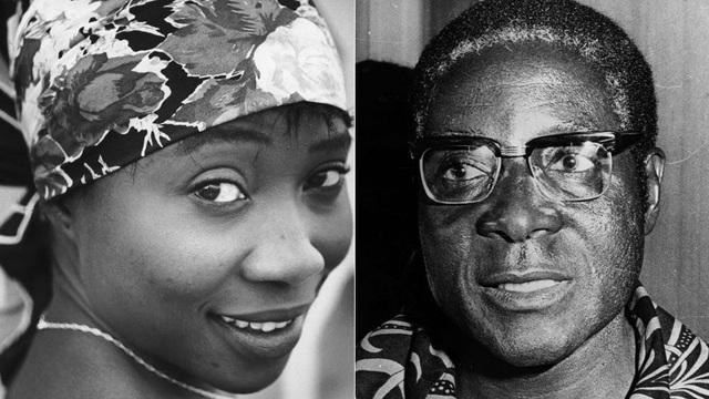Làm việc tại Ghana, năm 1961, ông làm quen và sau đó kết hôn với bà Sally Hafron, người cũng tham gia rất nhiều hoạt động chính trị. Ông Mugabe sau đó được kết nạp vào phong trào yêu nước của những người da màu. Kể từ đây, ông trở nên nổi tiếng khi làm lãnh đạo của Liên minh Quốc gia châu Phi Zimbabwe (ZANU) trong cuộc chiến tranh du kích chống lại cộng đồng thiểu số da trắng cầm quyền ở Rhodesia (1964-1979). (Ảnh: AFP)