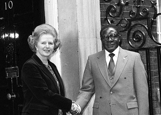 Ông được cho là có quan hệ thân thiết với Thủ tướng Anh, Bà đầm thép Margaret Thatcher. (Ảnh: PA)