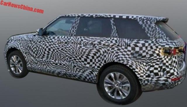 Hãng xe Trung Quốc nhái thiết kế Range Rover Sport - 7