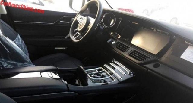 Hãng xe Trung Quốc nhái thiết kế Range Rover Sport - 6
