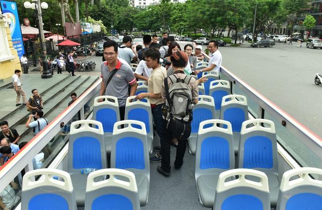 Loại xe buýt 2 tầng City Tour khá phố biến trên thế giới đặc biệt ở các nước, tuy nhiên đây là lần đầu tiên Việt Nam triển khai loại hình này.