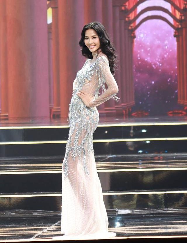 H'Hen Nie đăng quang Hoa hậu Hoàn vũ Việt Nam 2017 - 16