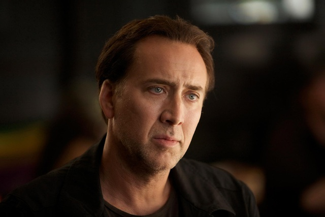 Nam diễn viên Hollywood - Nicolas Cage (54 tuổi)
