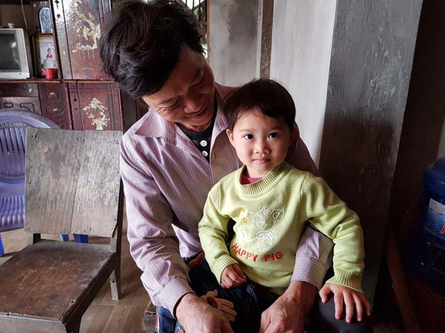 INAX thăm hỏi các em nhỏ  mắc bệnh tim  tại Thái Nguyên - 2