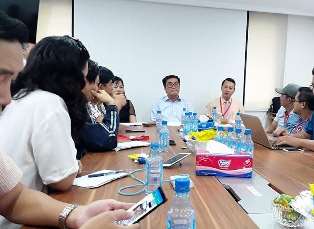 Chủ đầu tư và công ty AGC cho biết sẽ ngồi lại để giải quyết ổn thoả sự việc với các nhà thầu phụ