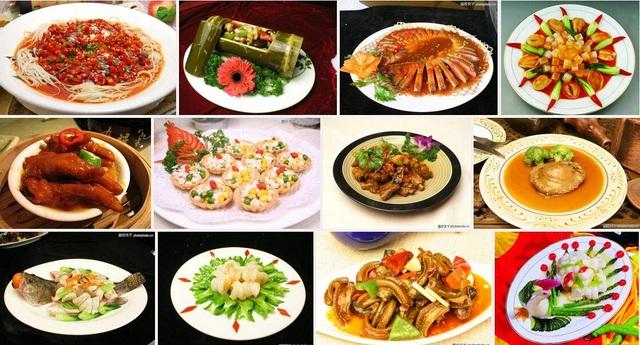 Những món ăn nổi tiếng ở Giang Tô
