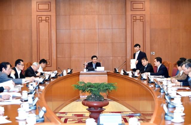 Hội nghị Tổng kết hoạt động của Ban Chỉ đạo quốc gia Năm Đoàn kết hữu nghị Việt Nam - Lào 2017