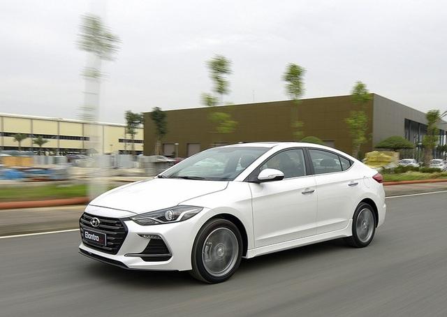 Hyundai Elantra Sport khởi điểm từ 729 triệu đồng - 1
