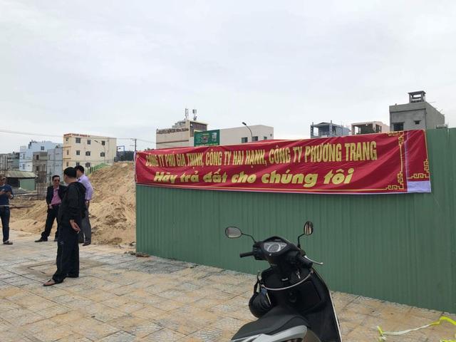 Yêu cầu Công ty Phương Trang trả lại đất cho họ