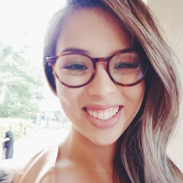 Cô nàng sinh viên người Úc với nickname Hoptail.