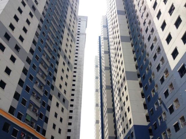 Chung cư cao 45 tầng quy mô hàng nghìn căn hộ
