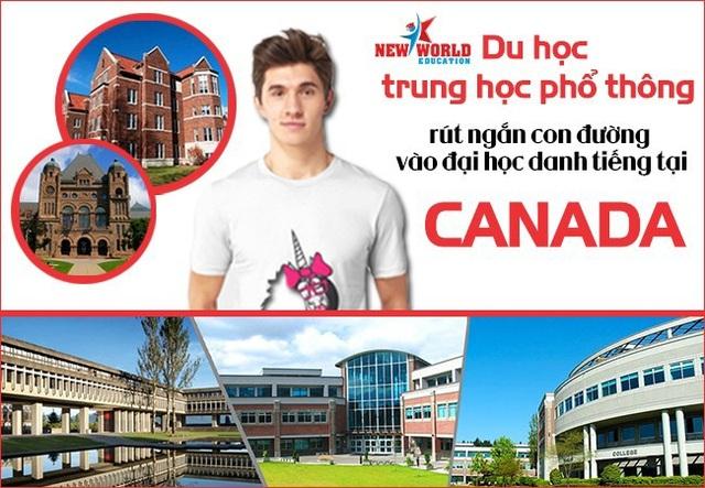 Du học Canada kỳ nhập học 09/2018 bậc THCS và THPT bước đệm vào Đại học danh tiếng - 3