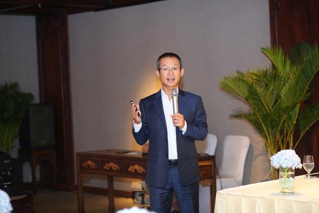 Ông Thiều Phương Nam, Tổng Giám đốc Qualcomm khu vực Việt Nam, Lào và Campuchia